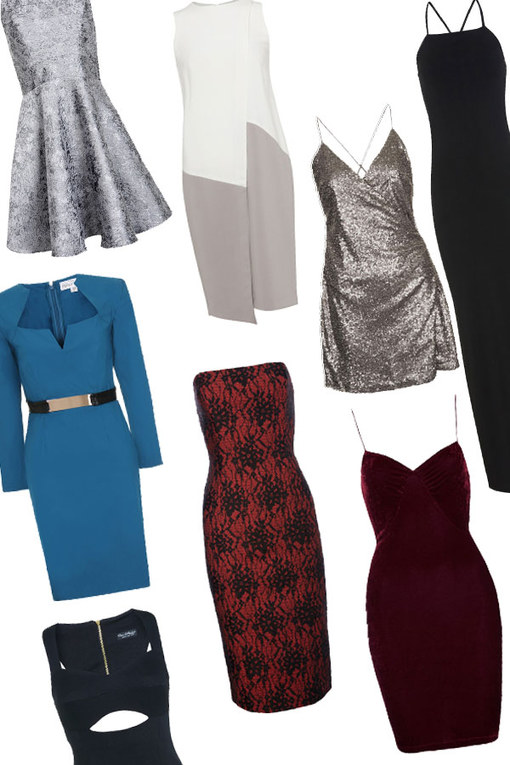 New year new dress: 50 fabulous frocks