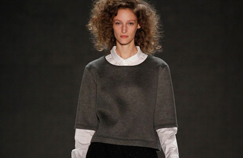 Minx by Eva Lutz: Fashion Week Berlin, Herbst/Winter 2014/2015