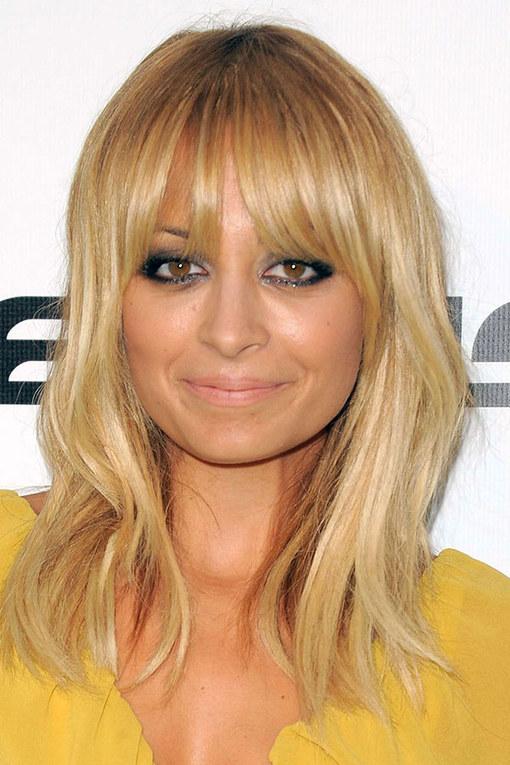 Für Perfekte Proportionen Star Frisuren Für Längliche Gesichter
