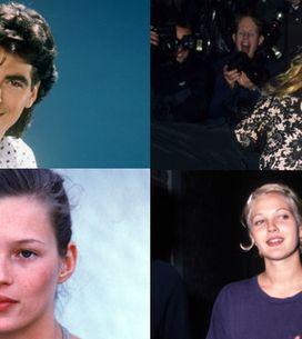 Seu passado te condena? Veja as celebridades antes da fama