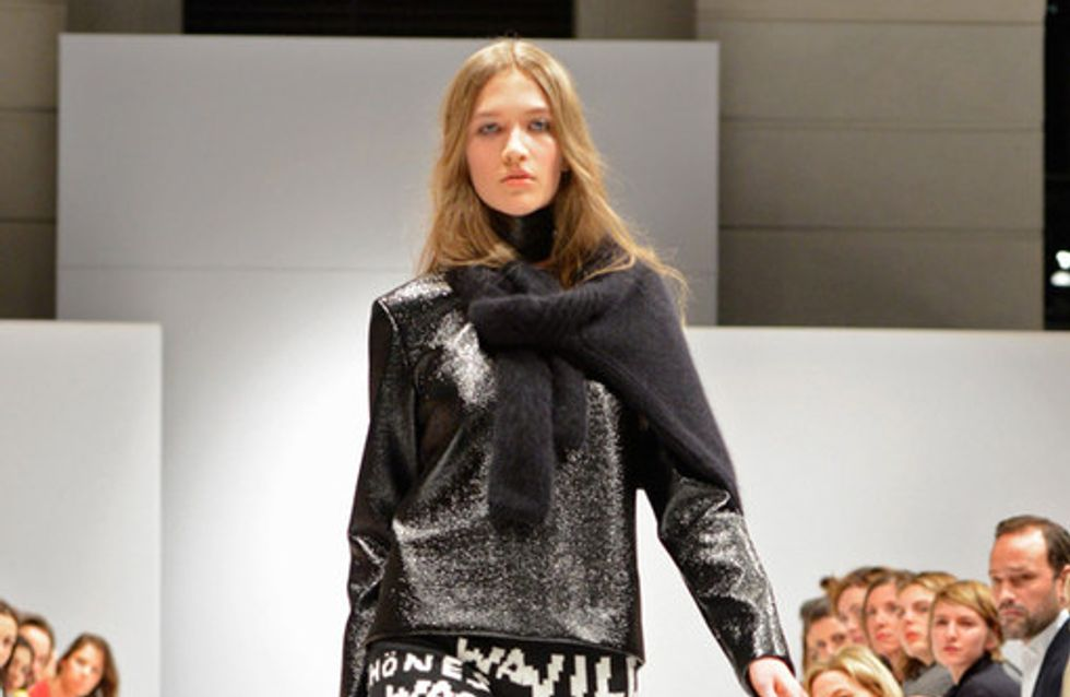 Lala Berlin: Fashion Week Berlin, Herbst/Winter 2014/2015