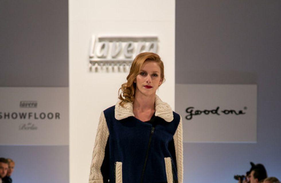 Goodone: lavera Showfloor, Herbst/Winter 2014/2015
