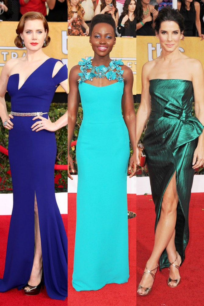 SAG Awards 2014: Stars on the red carpet
