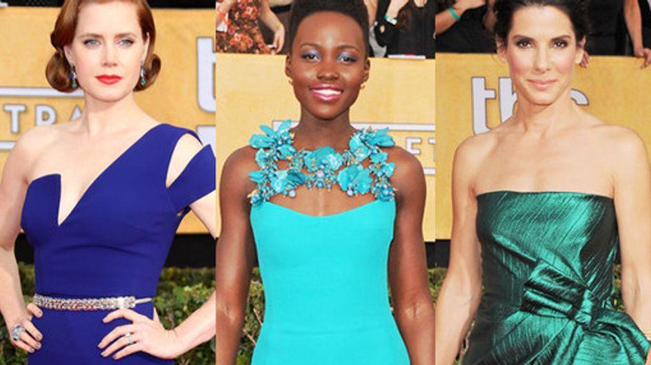 SAG Awards 2014: Stars on the red carpet