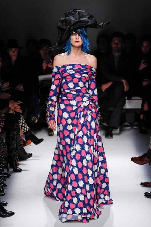 Défilé Schiaparelli Haute Couture Printemps-Eté 2014