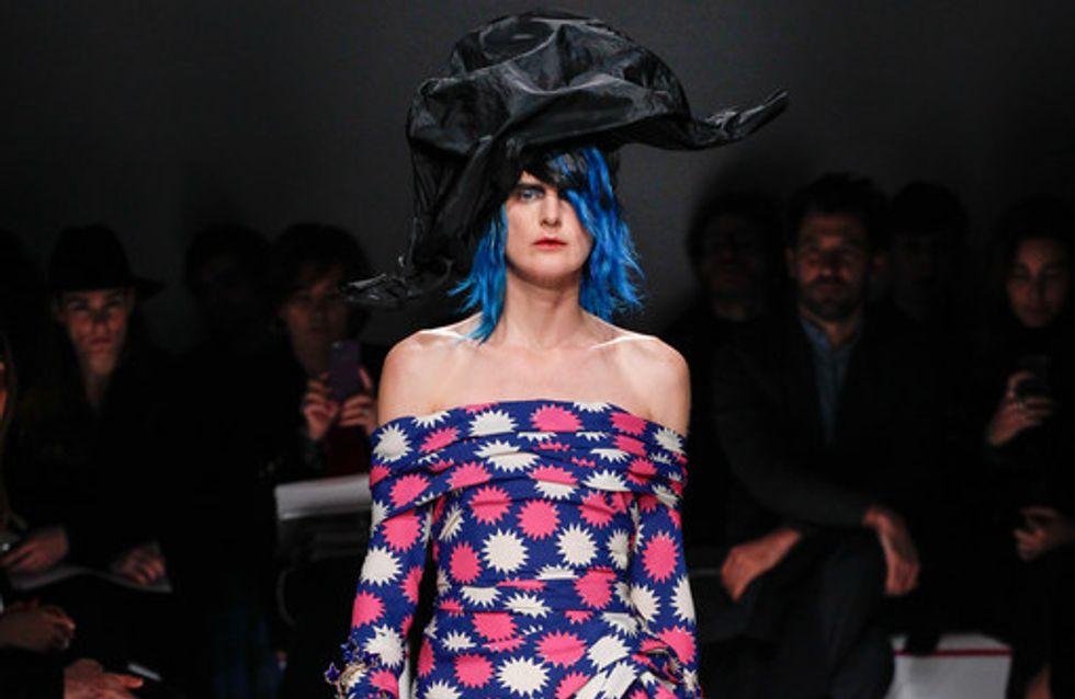 Shiaparelli - París Alta Costura Primavera Verano 2014