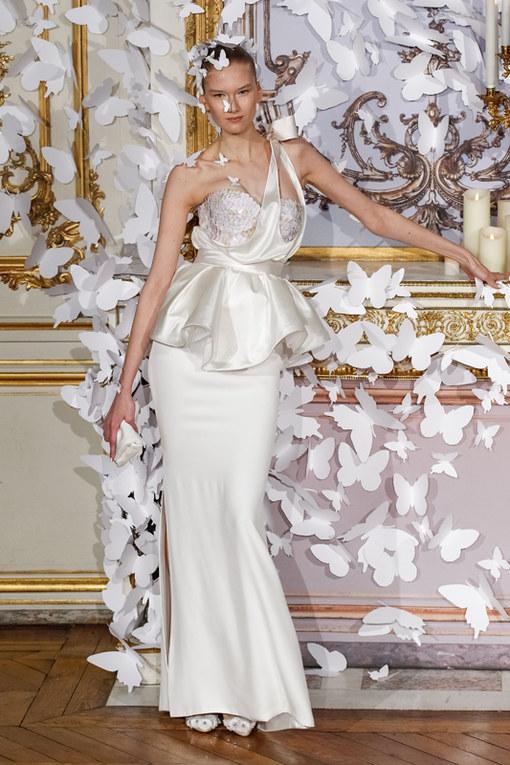Alexis Mabille Haute Couture primavera 2014