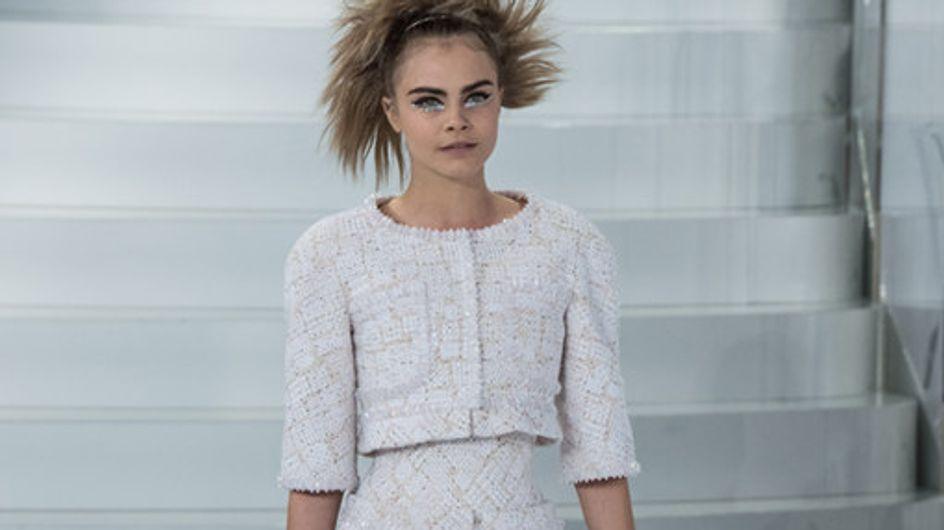 Chanel Haute Couture primavera 2014