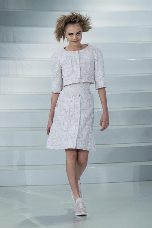 Défilé Chanel Haute Couture Printemps-Eté 2014
