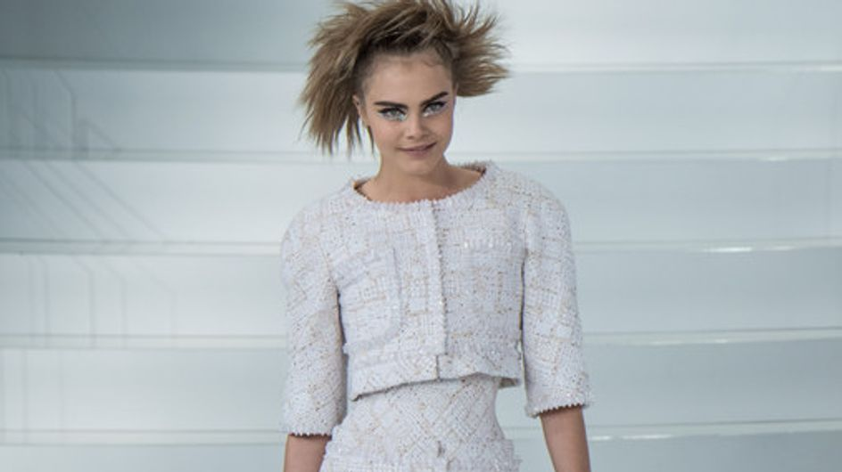 Chanel - París Alta Costura Primavera Verano 2014