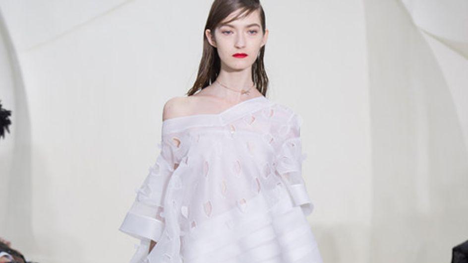 Christian Dior Haute Couture primavera 2014