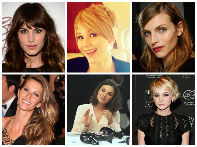 Cortes de cabelo 2014