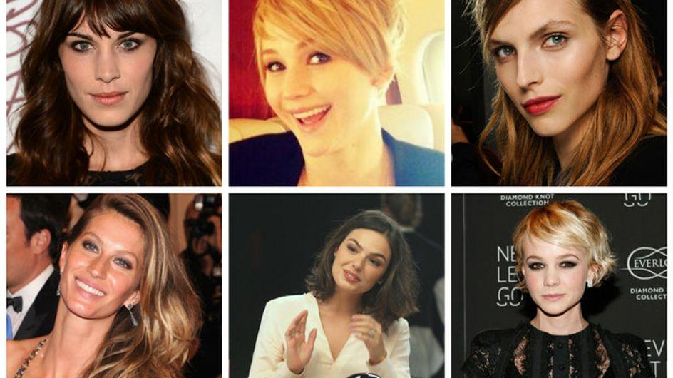 Cortes de cabelo 2014: descubra os cortes-tendência para 2014