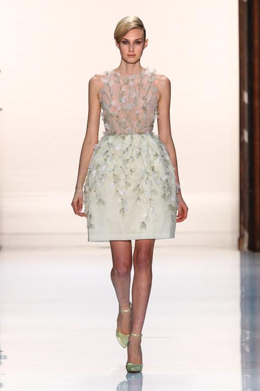Georges Hobeika Haute Couture primavera 2014