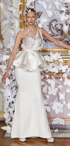 Les papillons blancs d'Alexis Mabille