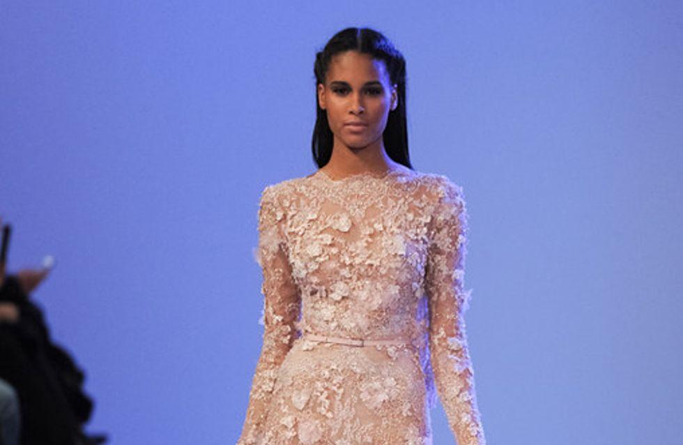 Elie Saab Haute Couture primavera 2014