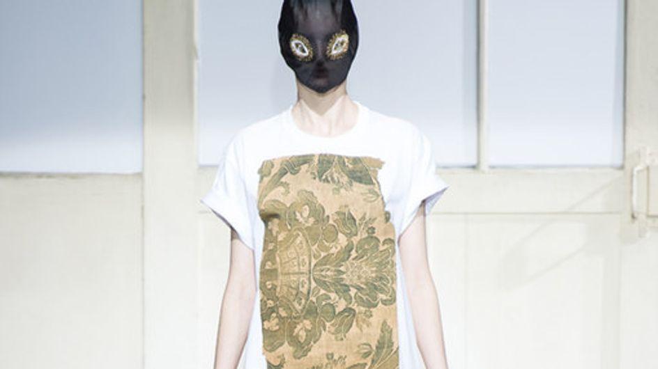 Maison Martin Margiela Haute Couture primavera 2014