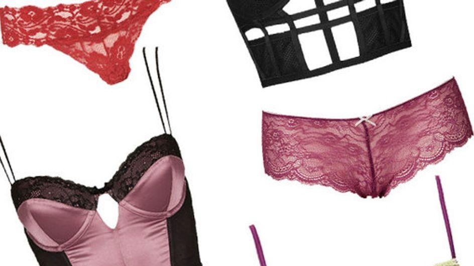 Valentine's Day lingerie: Sexy undies