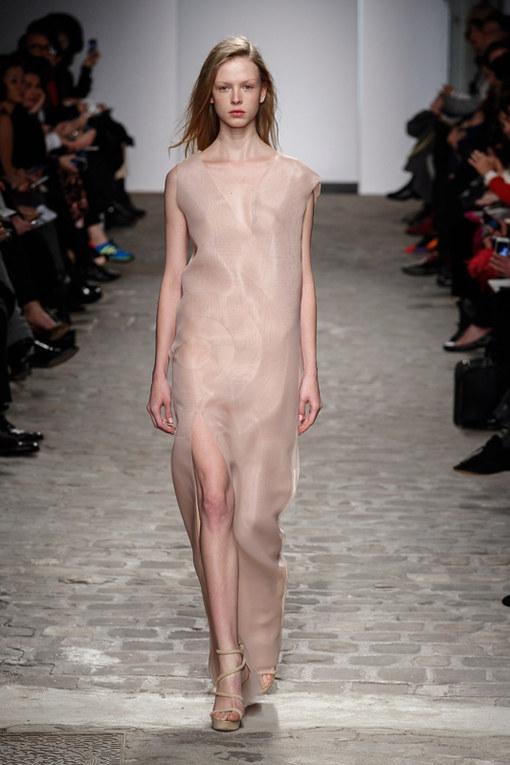 Vionnet Haute Couture primavera 2014