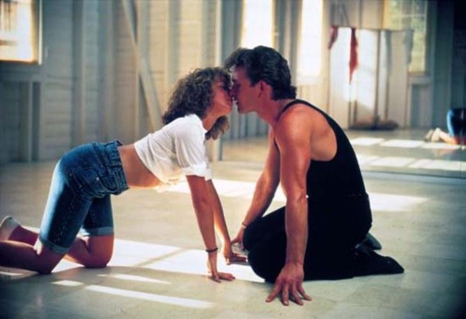 Dirty Dancing (1987) - Los besos más románticos del cine