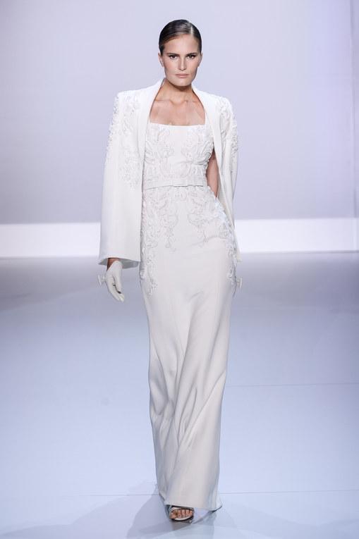 Défilé Ralph & Russo Haute Couture Printemps-Eté 2014