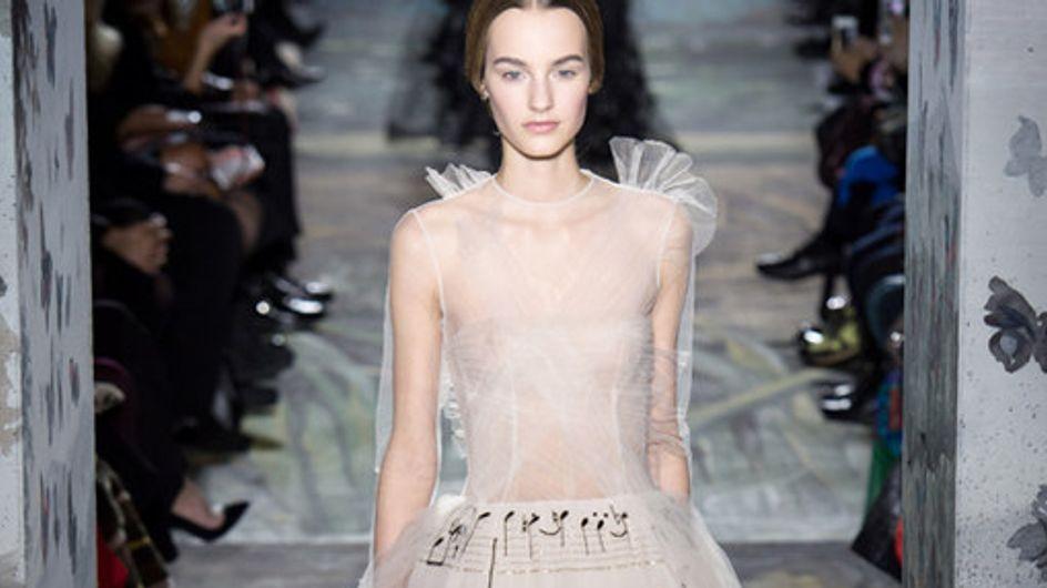 Valentino Haute Couture primavera 2014