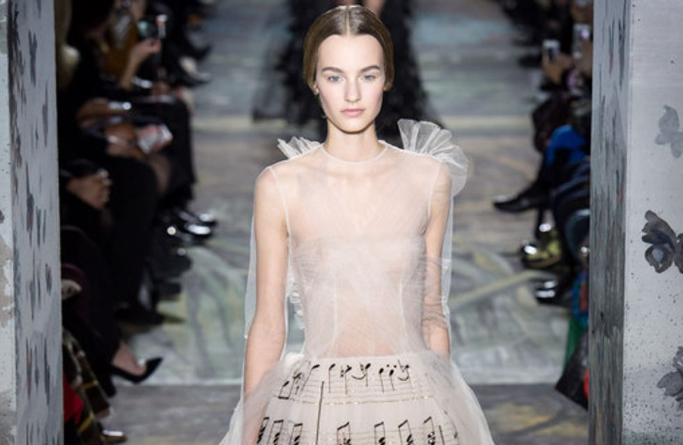 Valentino - París Alta Costura Primavera Verano 2014