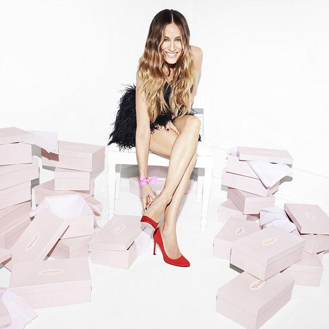 Sarah Jessica Parker disegna una collezione di scarpe