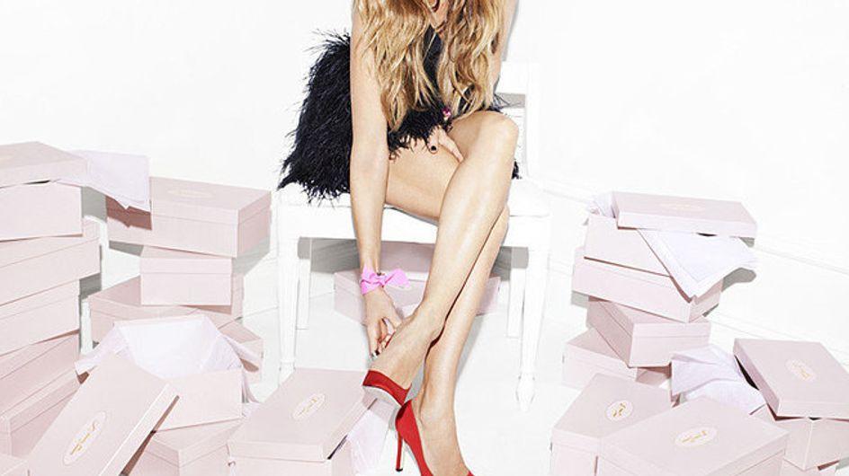 Ecco le scarpe disegnate da Sarah Jessica Parker. Che cosa ne pensi?