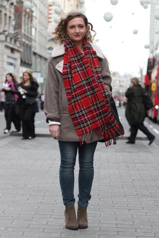 London Street Style January 2014