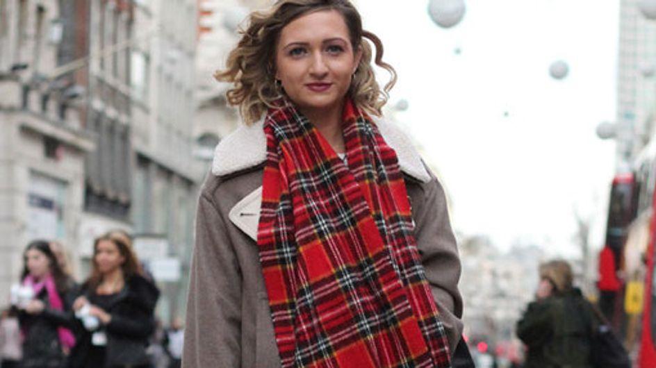 London Street Style January 2014