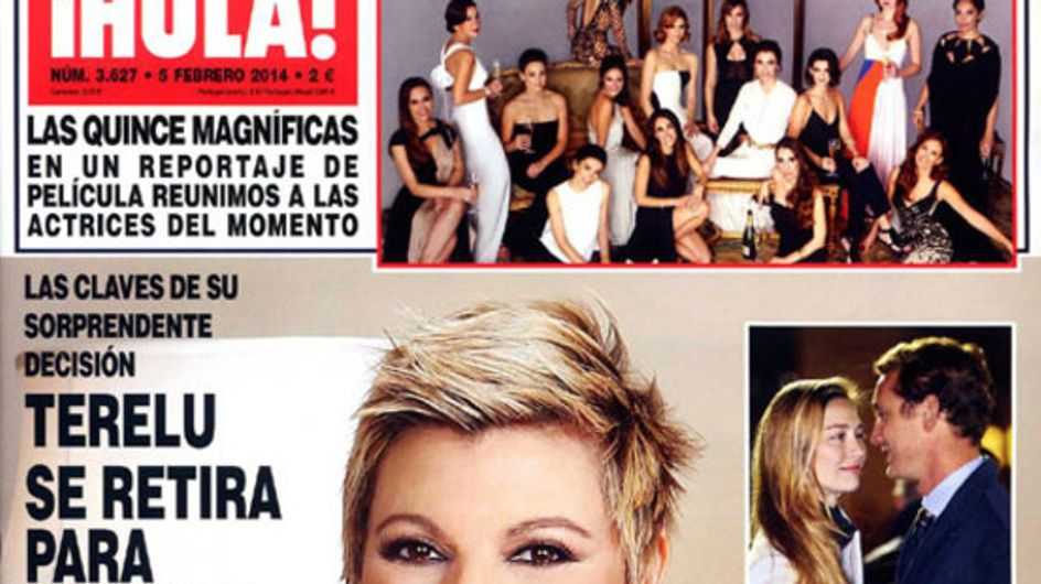 Las portadas de las revistas: Enero semana 5