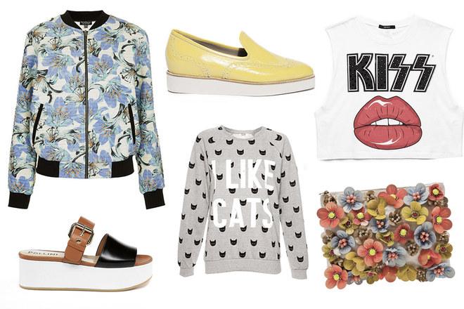 La Moda della primavera 2014: i Must Have