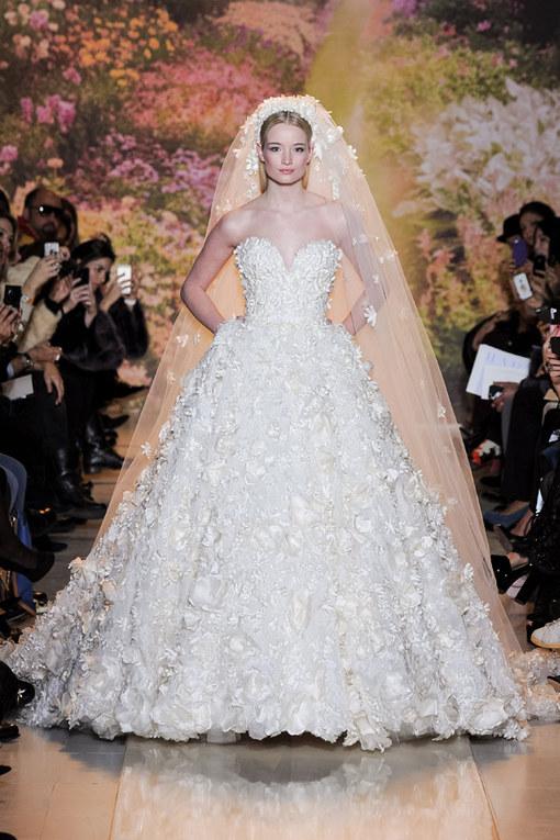 Mooiste Bruidsjurken.De Mooiste Bruidsjurken Van De Modeontwerpers In 2014 Album Photo