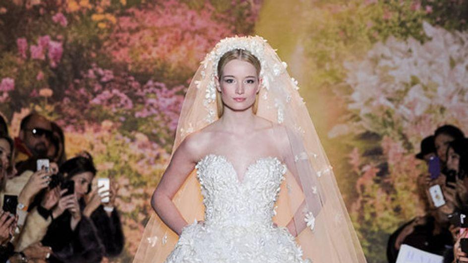 De mooiste bruidsjurken van de modeontwerpers in 2014