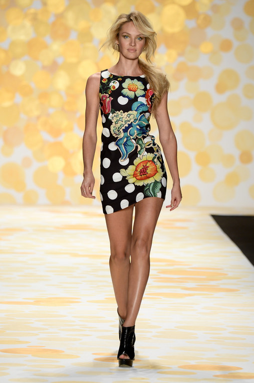 Desigual - New York Fashion Week Otoño Invierno 2014-2015