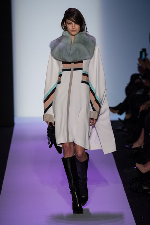 BCBG Max Azria New York Fashion Week autunno inverno 2014 2015