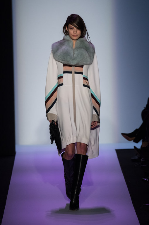BCBG by Max Azria - New York Fashion Week Otoño Invierno 2014-2015