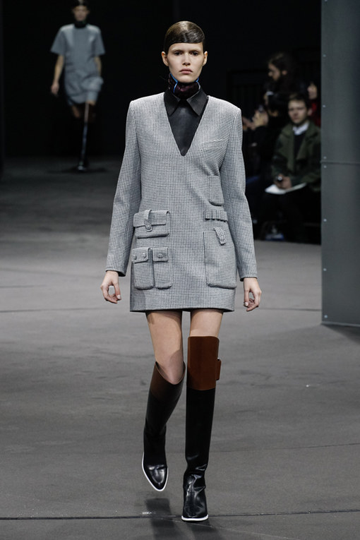 Alexander Wang New York Fashion Week autunno inverno 2014 2015