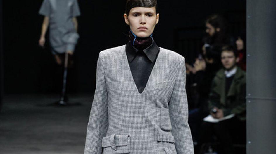 Alexander Wang New York Fashion Week autunno inverno 2014 2015