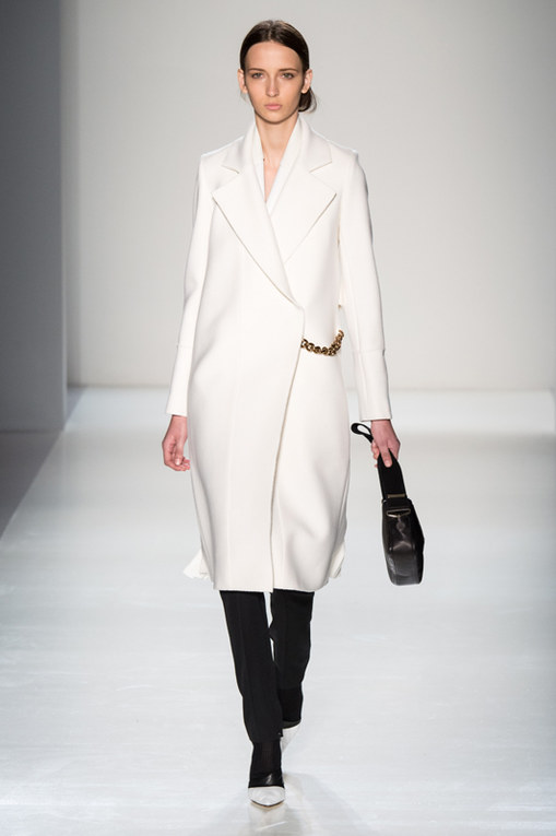 Victoria Beckham New York Fashion Week autunno inverno 2014 2015