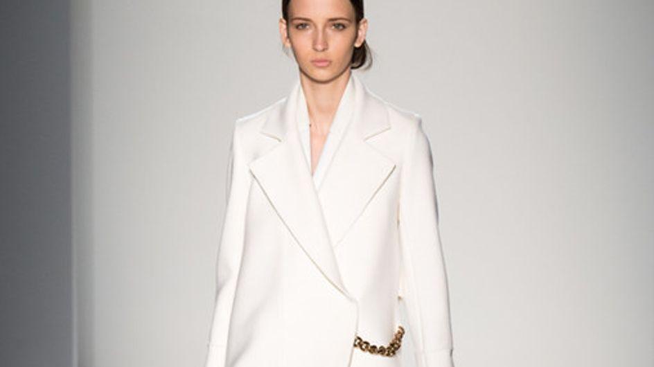 Victoria Beckham New York Fashion Week autunno inverno 2014 2015