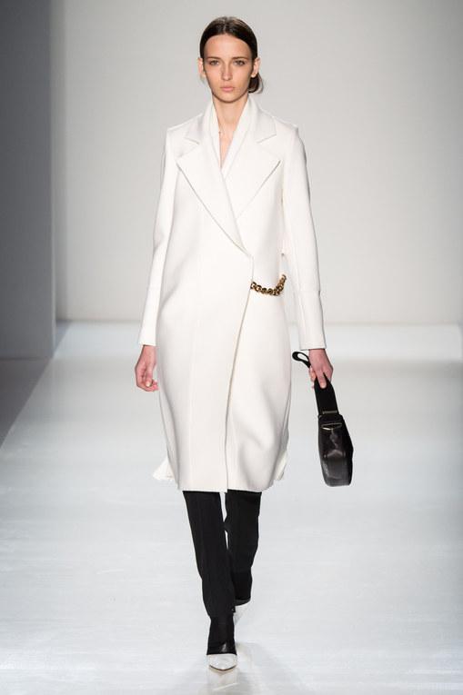 Modeshow Victoria Beckham Prêt-à-Porter Herfst-Winter 2014/2015