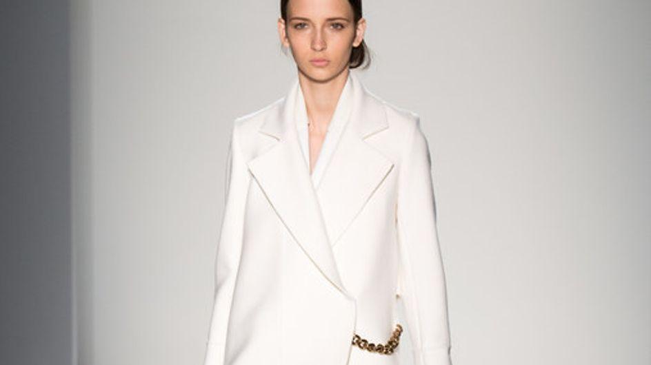 Modeshow Victoria Beckham New York Fashion Week H/W 2014-2015