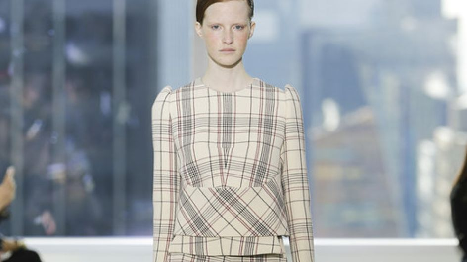 DELPOZO - New York Fashion Week Otoño Invierno 2014-2015