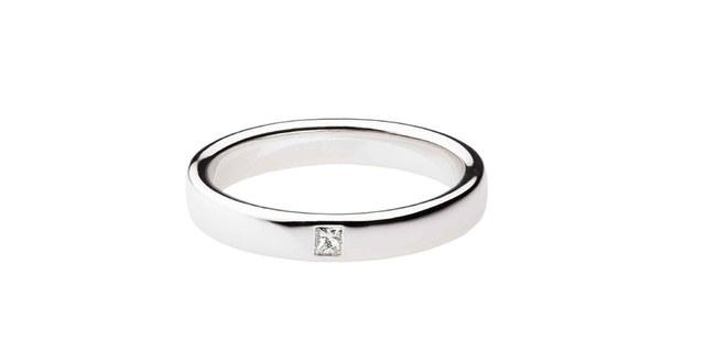 Anelli di fidanzamento, fedi nuziali - Fede nuziale Polello collezione 2014