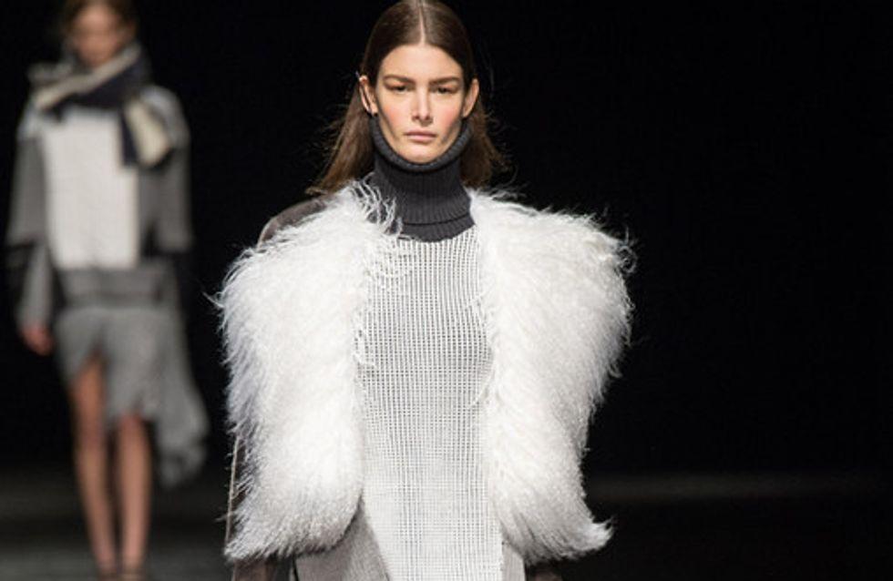 Prabal Gurung New York Fashion Week autunno inverno 2014 2015
