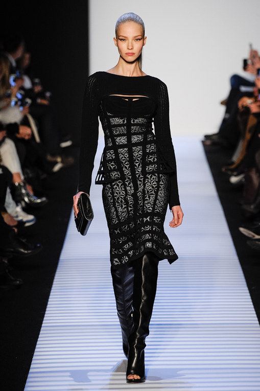 Herve Leger by Max Azria New York Fashion Week autunno inverno 2014 2015