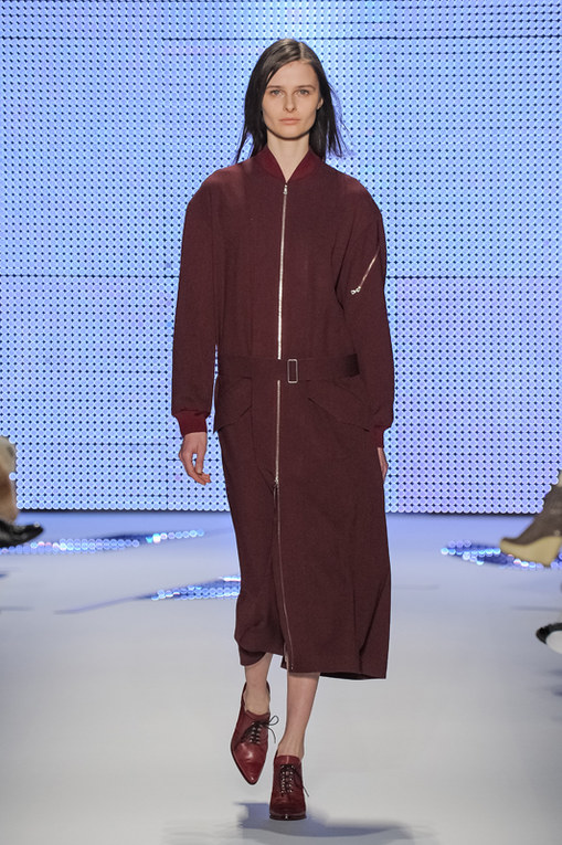 Lacoste New York Fashion Week autunno inverno 2014 2015