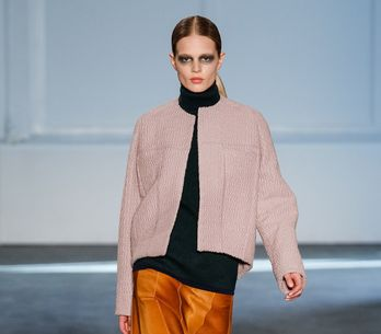 Modeshow Derek Lam New York Fashion Week H/W 2014-2015